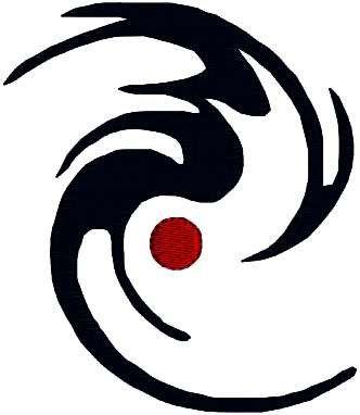 Symbol ideas on cliparts. Hurricane clipart tattoo