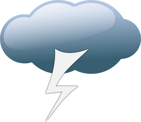 Hurricane clipart windy storm. Thunderstorm cliparts zone weather