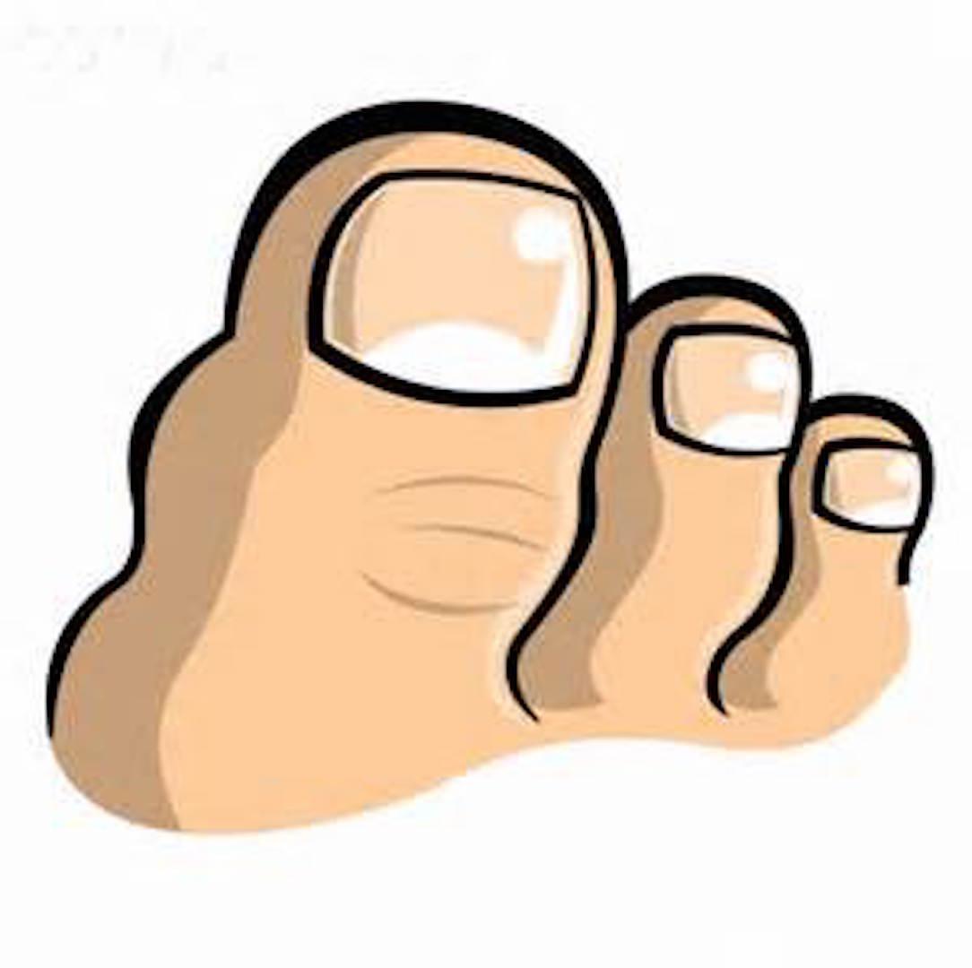 Png transparent images pluspng. Hurt clipart big toe