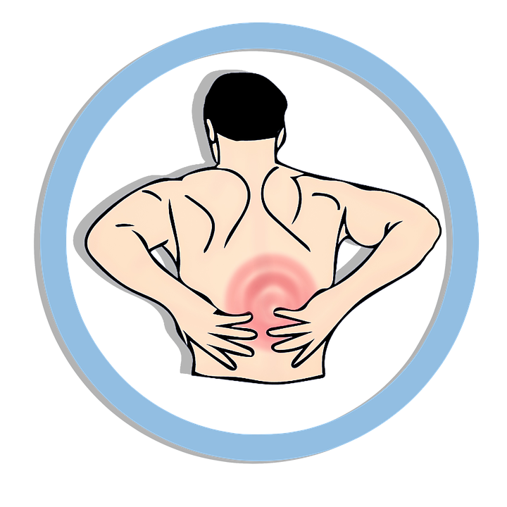 Common causes of back. Hurt clipart bone pain