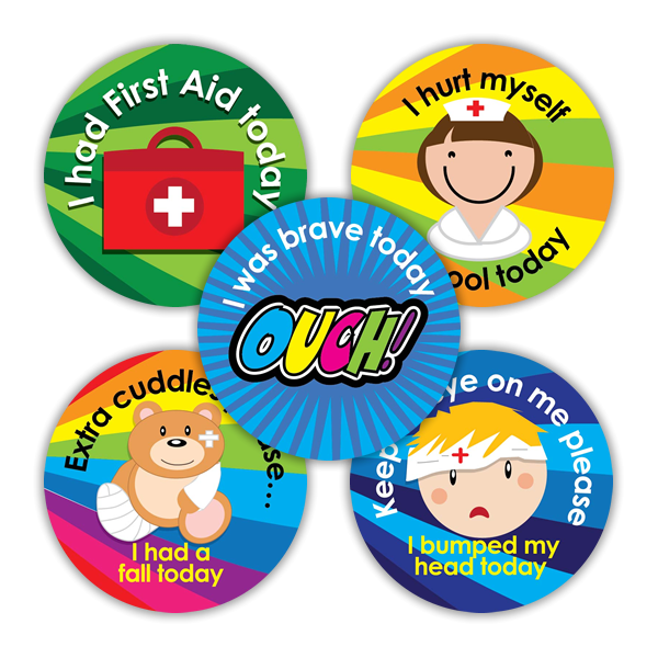 Hurt clipart bruised. These colourful first aid