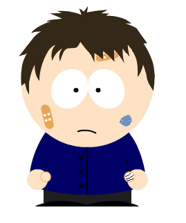 Hurt clipart child hurt. French kid by frenchkidspcreator