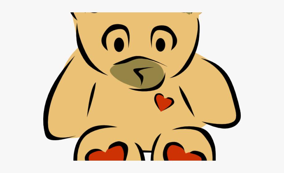 Stuffed animal am sorry. Hurt clipart clip art