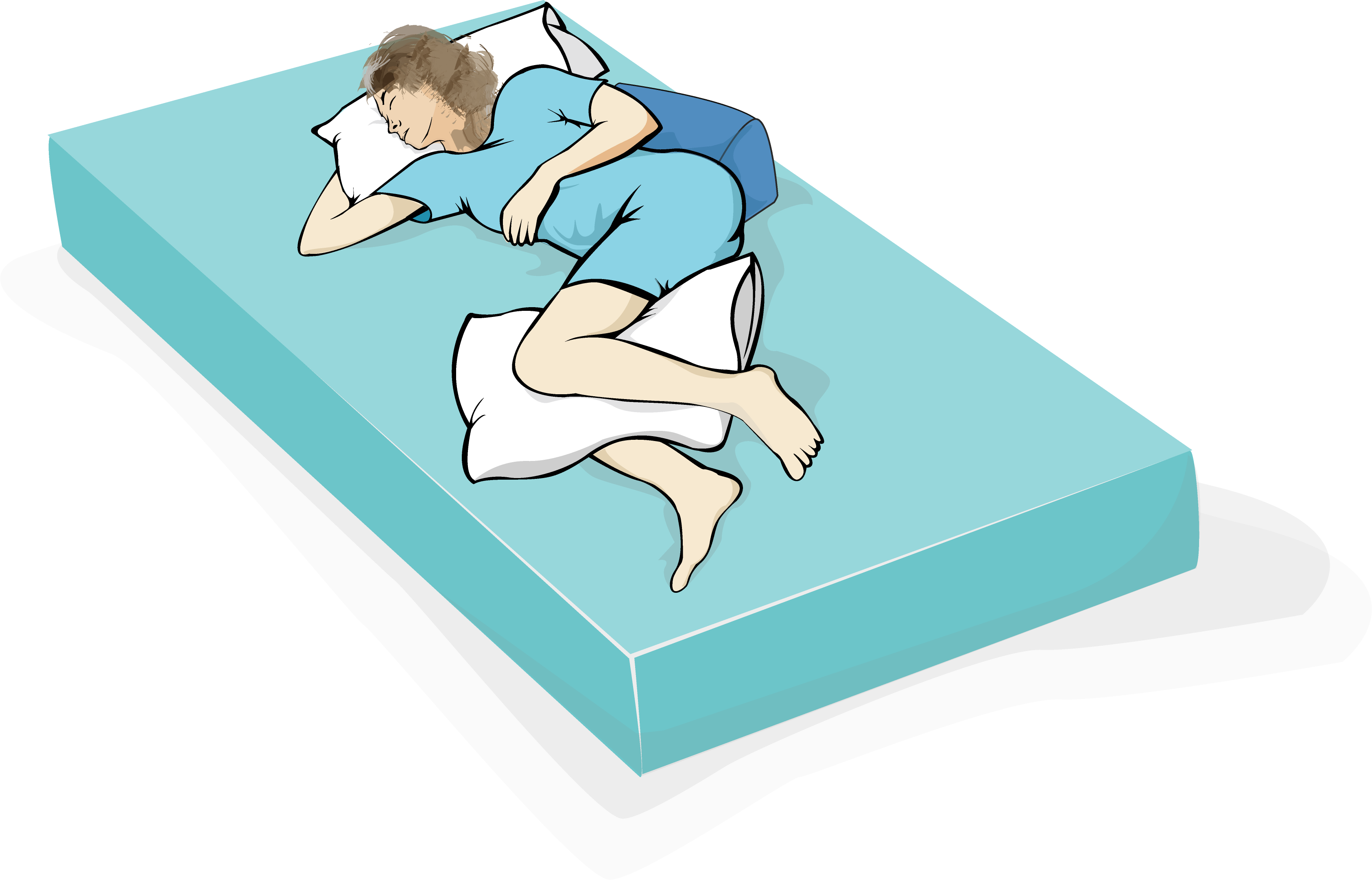Repositioning patients to prevent. Injury clipart laceration