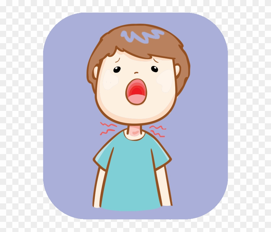 Hurt clipart discomfort. What should you do