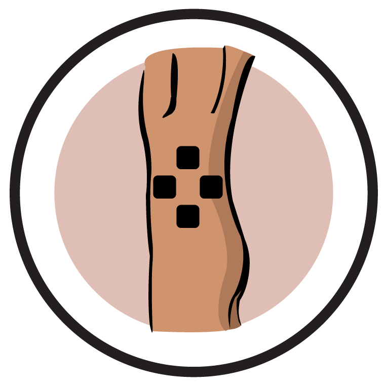 Electrode pad placement by. Hurt clipart hip pain