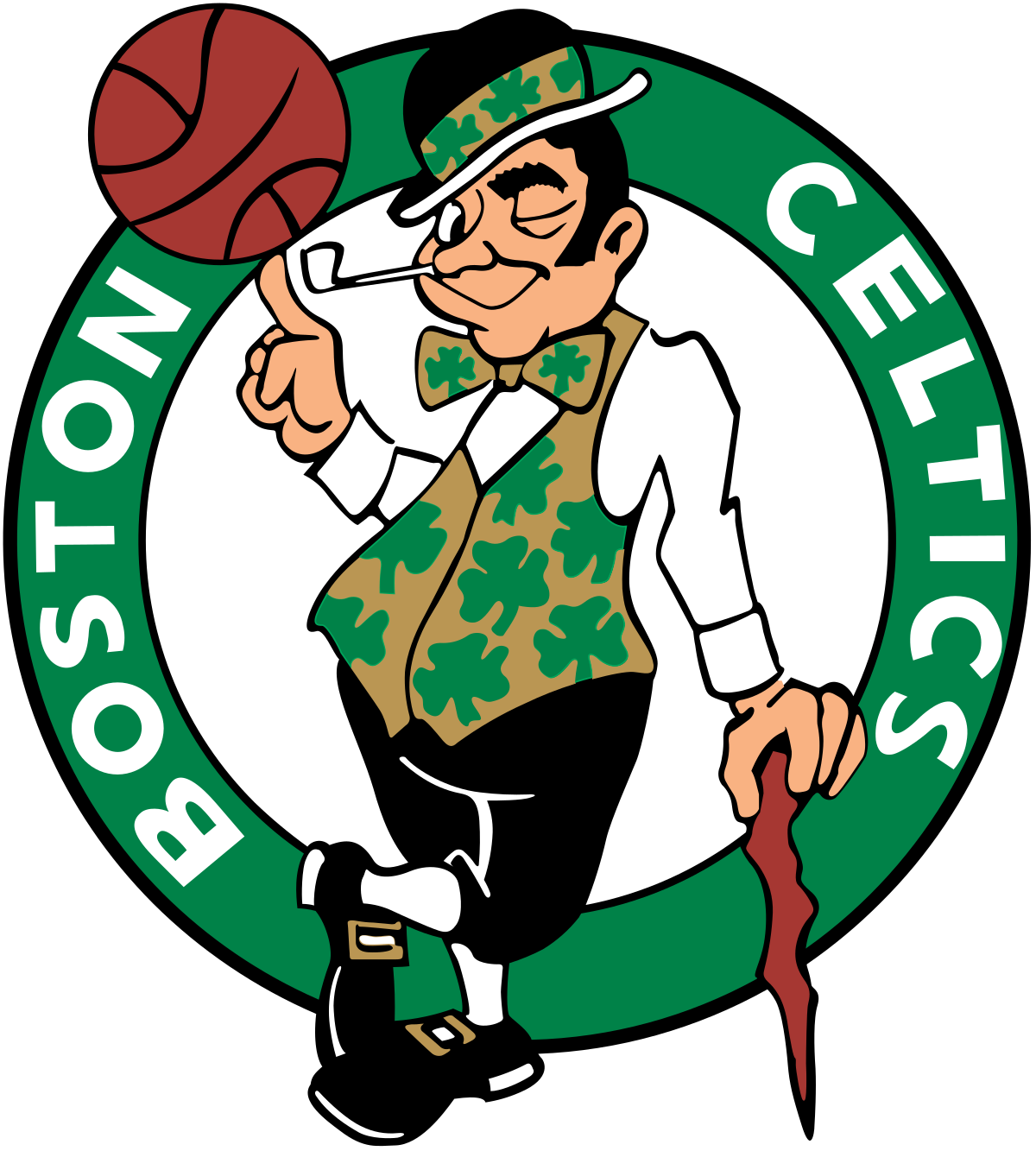 Manager clipart professional appearance. Boston celtics wikipedia