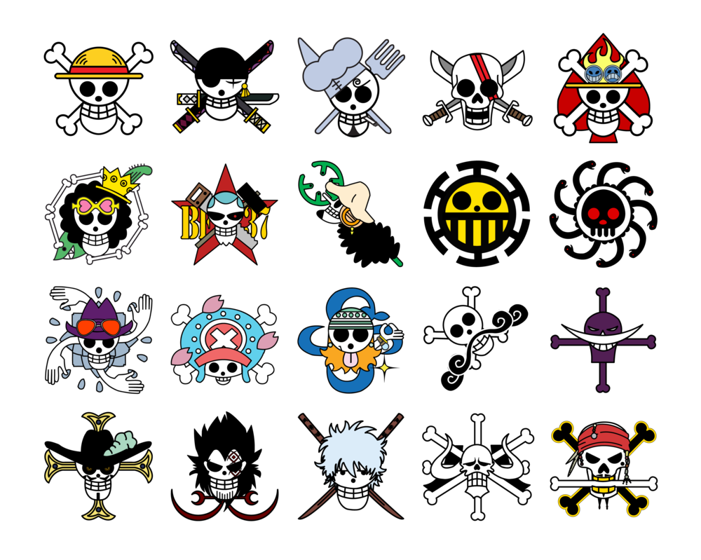 One piece jolly rogers. Hurt clipart stubbed toe