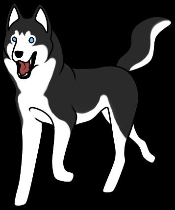Siberian by spirit of. Husky clipart animal alaska