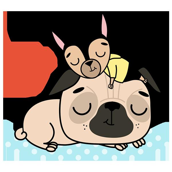 Husky clipart dog indian. Pug life iii emoji