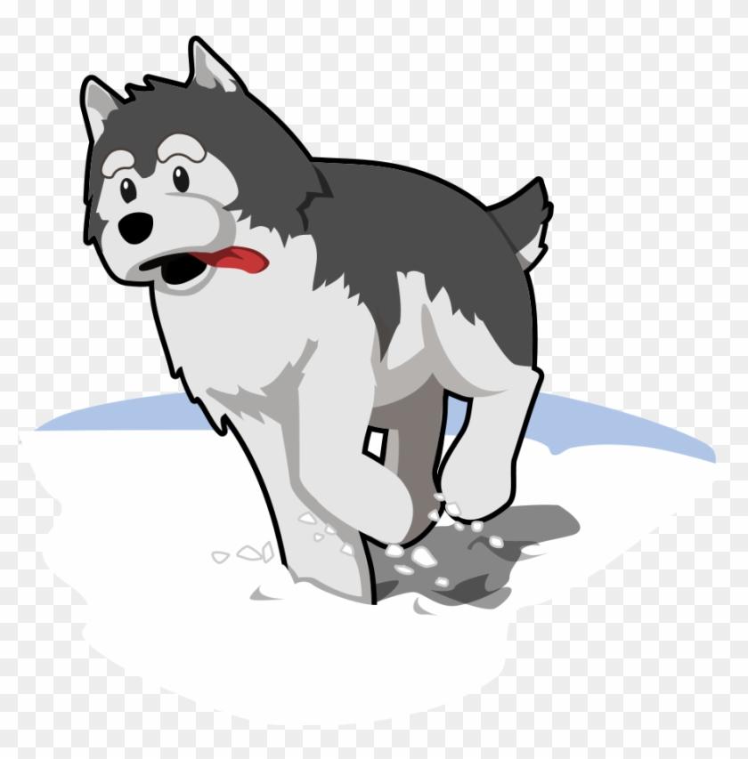 Husky clipart file. Original png clip art