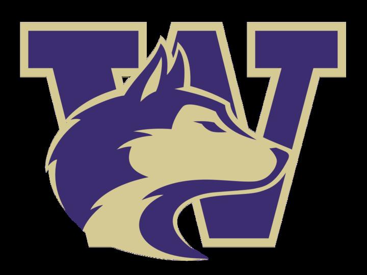 The university of washington. Husky clipart huskie