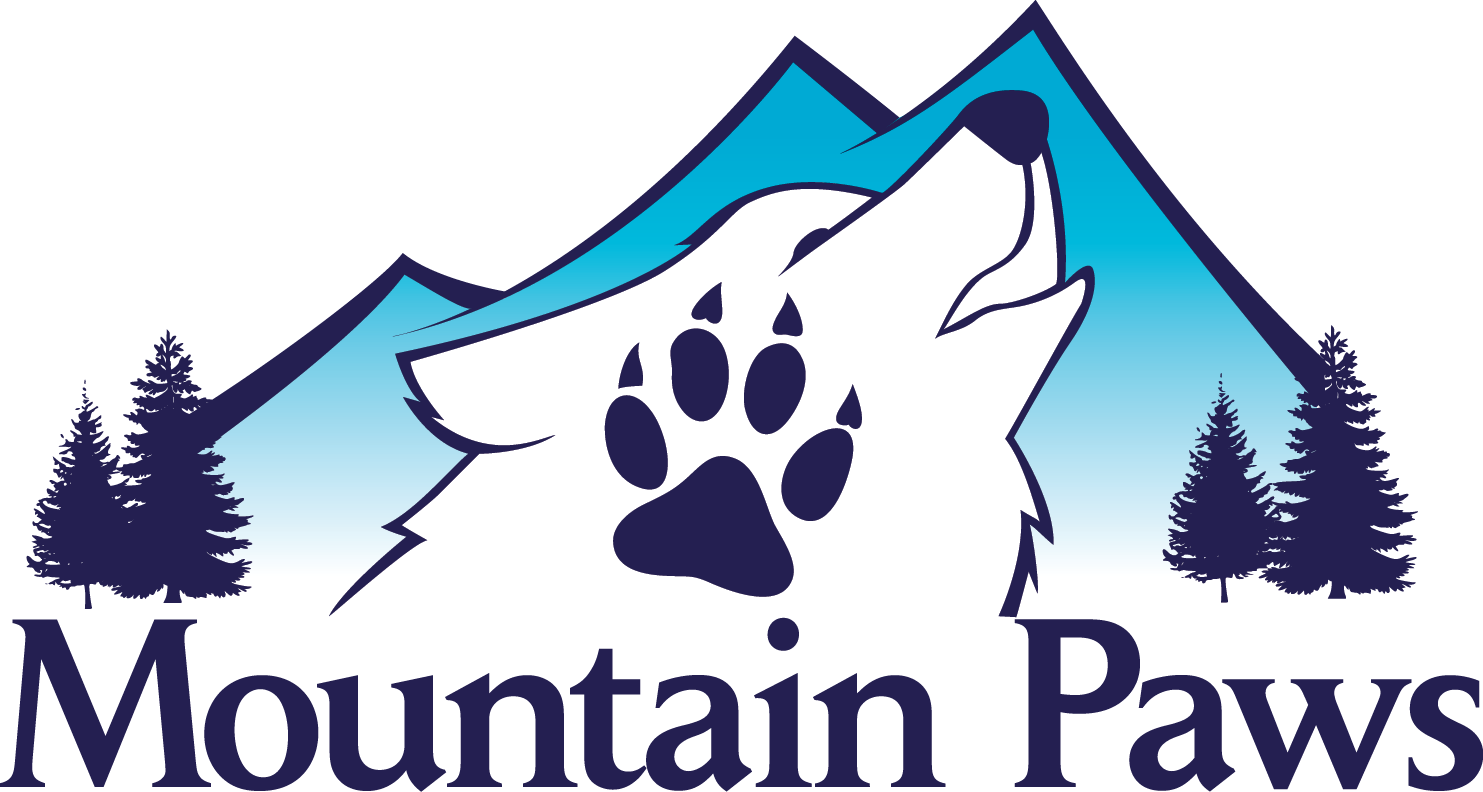The team mountain paws. Sleigh clipart animated
