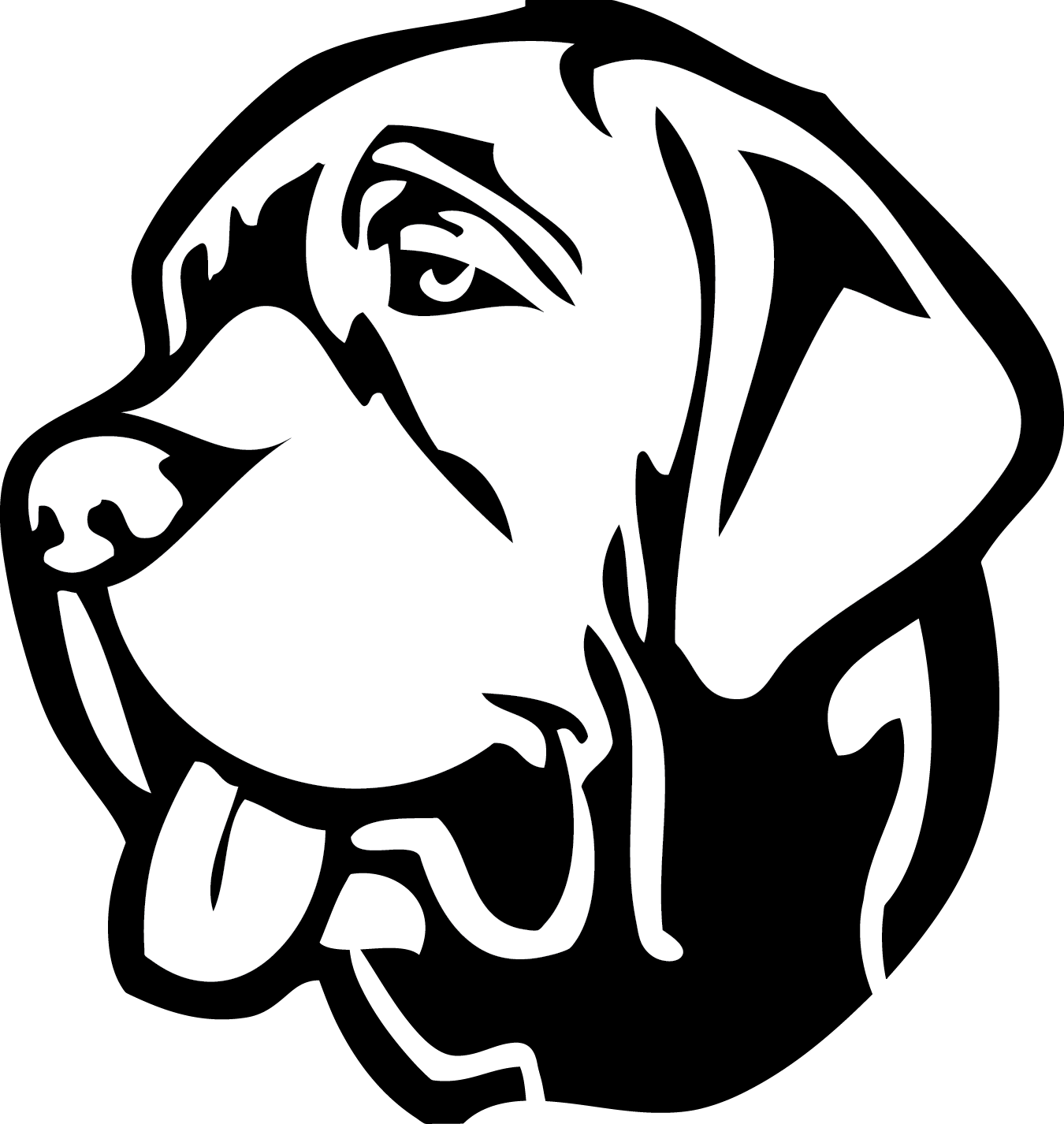 Husky clipart large dog. Dh mastiff png doggie