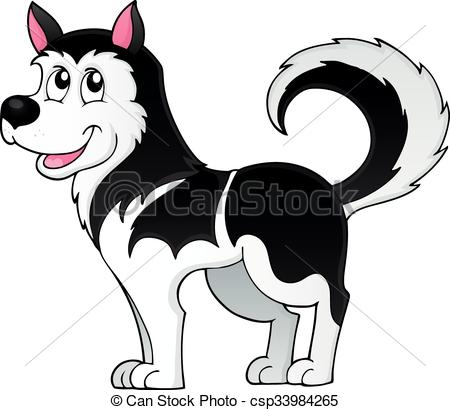 Husky clipart large dog. Look at hq clip