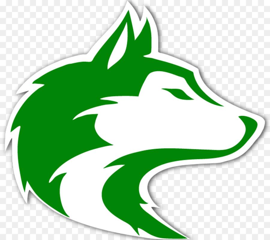 Green leaf tree transparent. Husky clipart logo