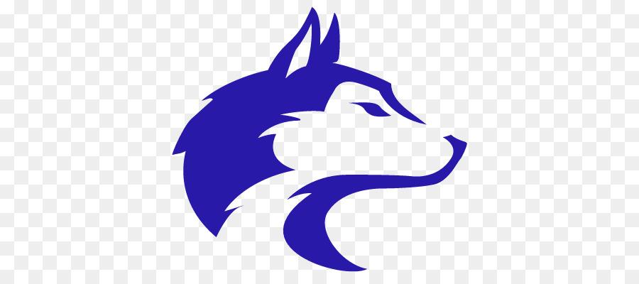 Apple background sports blue. Husky clipart logo