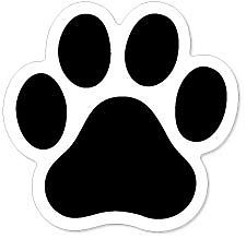 Free cliparts download clip. Husky clipart paw
