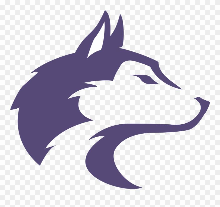 Svg dream league soccer. Husky clipart purple