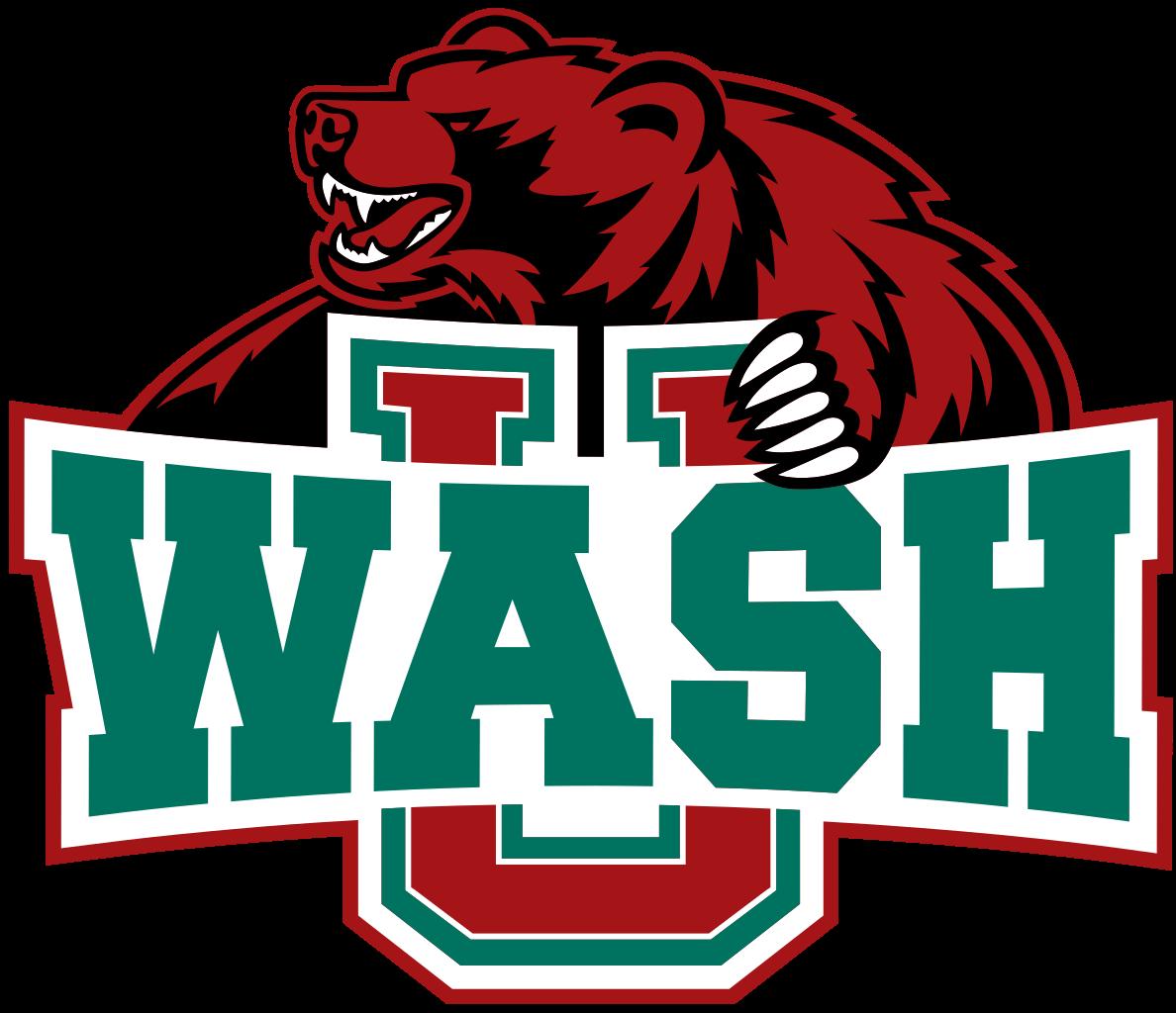 Wustl logos filewashington bears. Husky clipart washington university