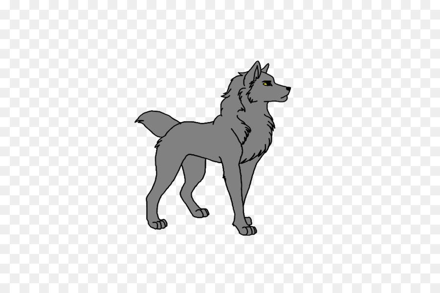 Cartoon puppy dog transparent. Wolf clipart husky