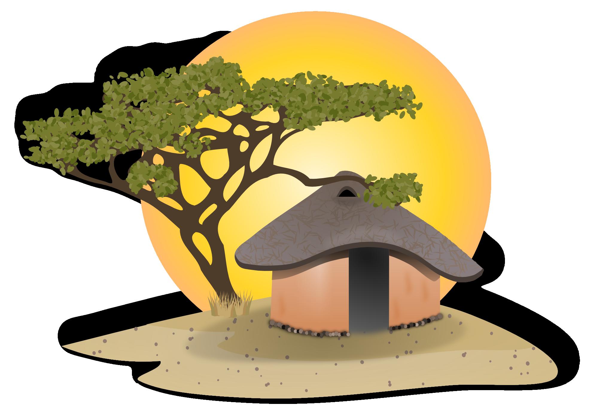Hut clipart chinese hut. Clipartist net clip art