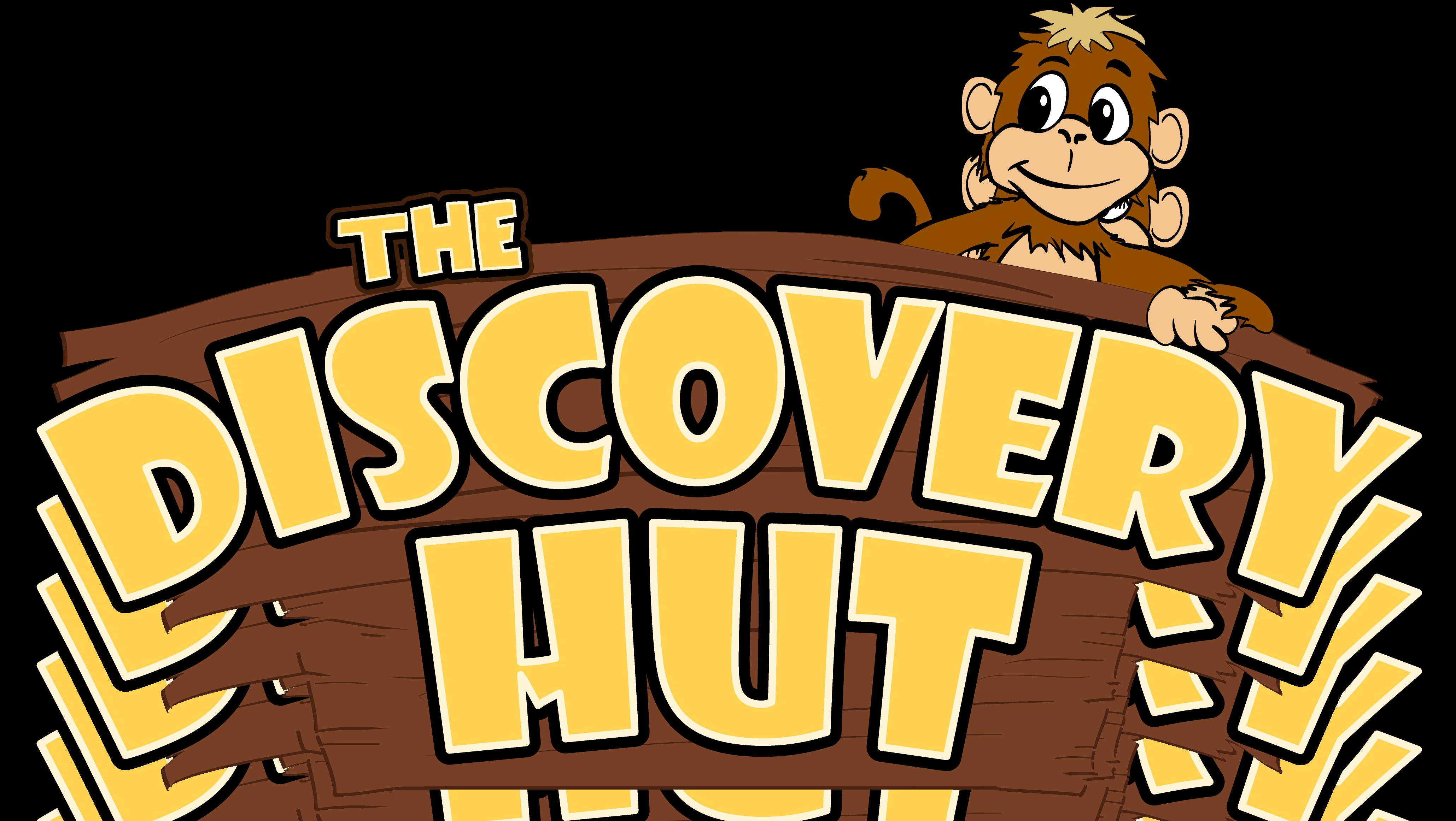Hut clipart hutt. The discovery main