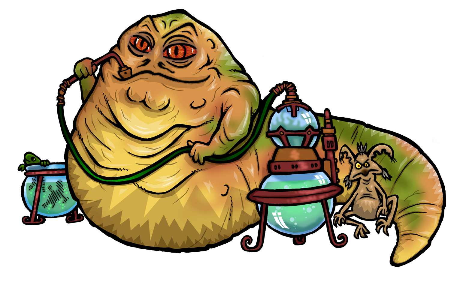 Hut Clipart Jabba  Hut Jabba Transparent Free For Download On Webstockreview 2020