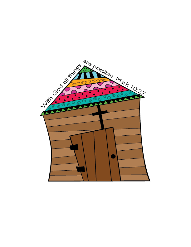 Hut clipart mud hut. The shabby shack cleburne