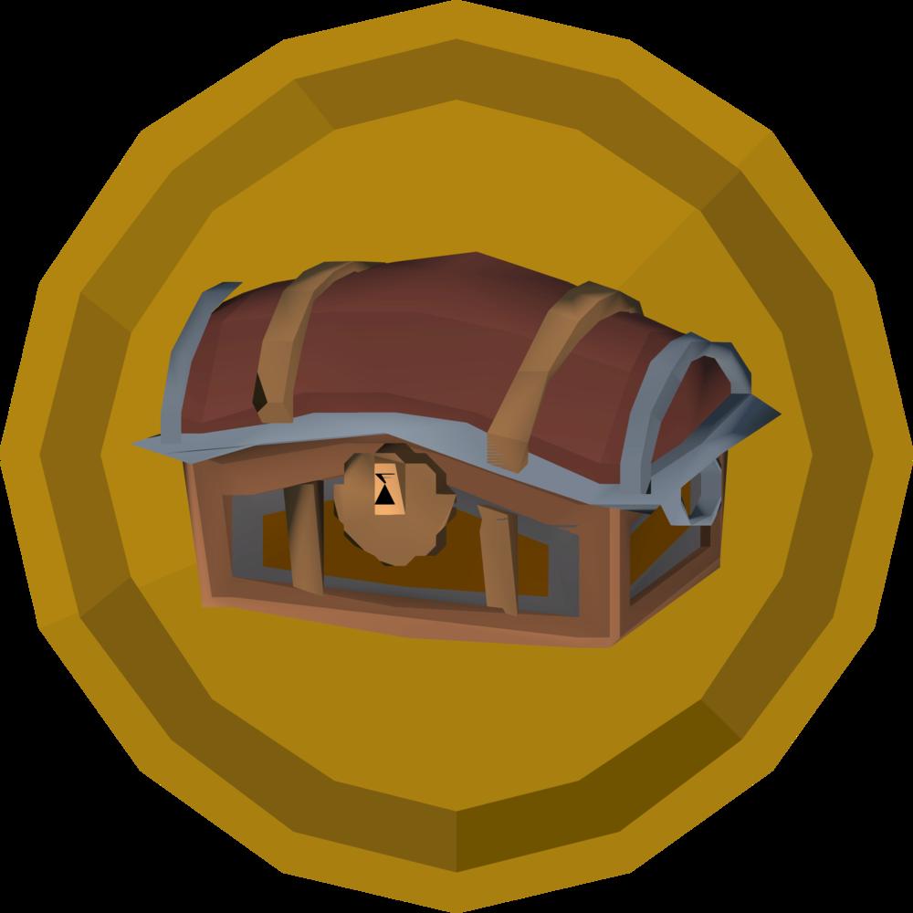 Mimic kill token runescape. Hut clipart stone houses