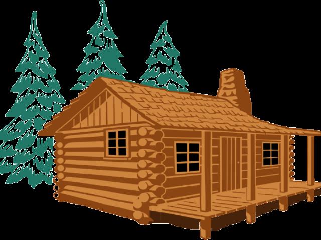 cabin huge freebie. Hut clipart vintage