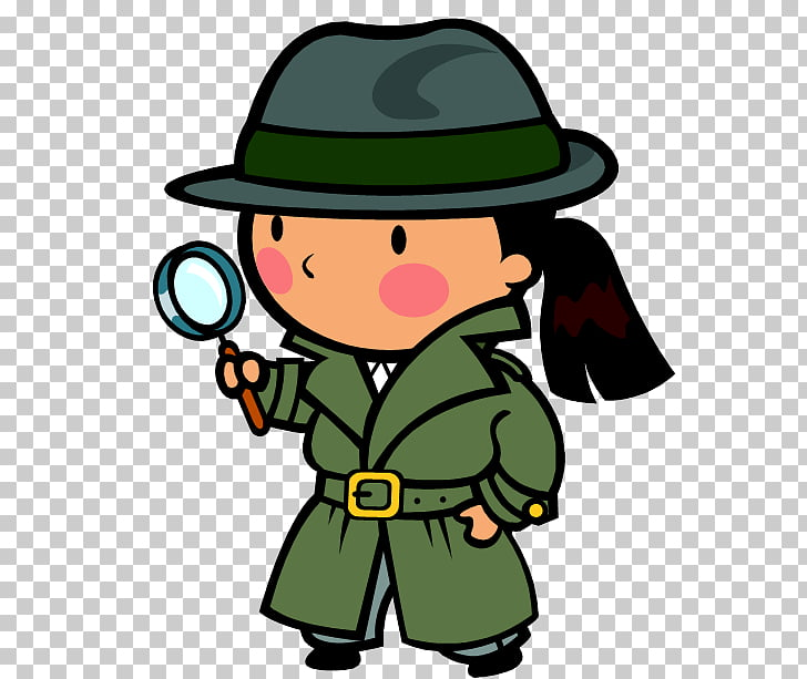 Detective private mystery reading. Hypothesis clipart criminal investigator