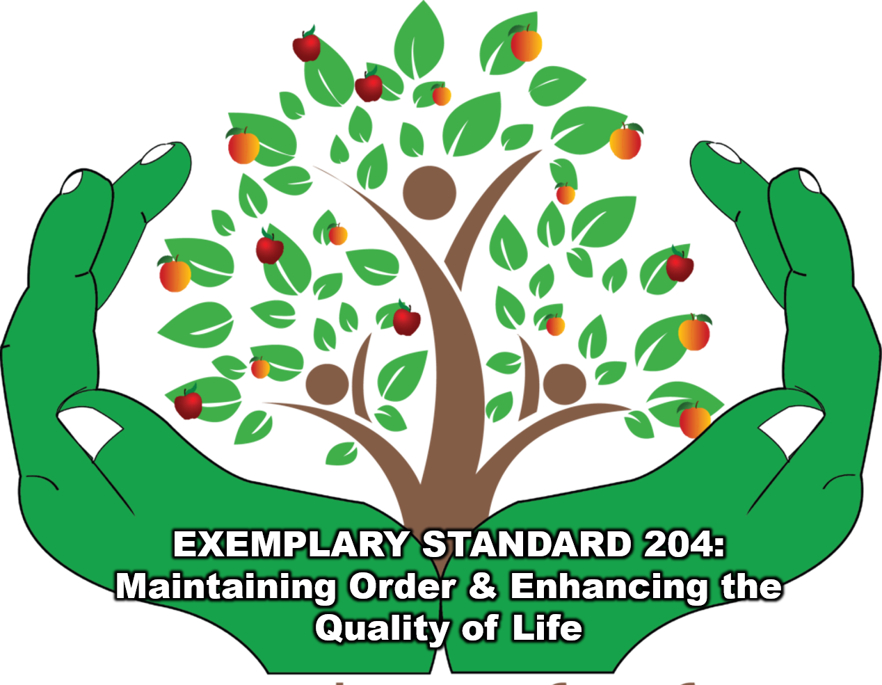 Exemplary standard maintaining order. Hypothesis clipart data quality