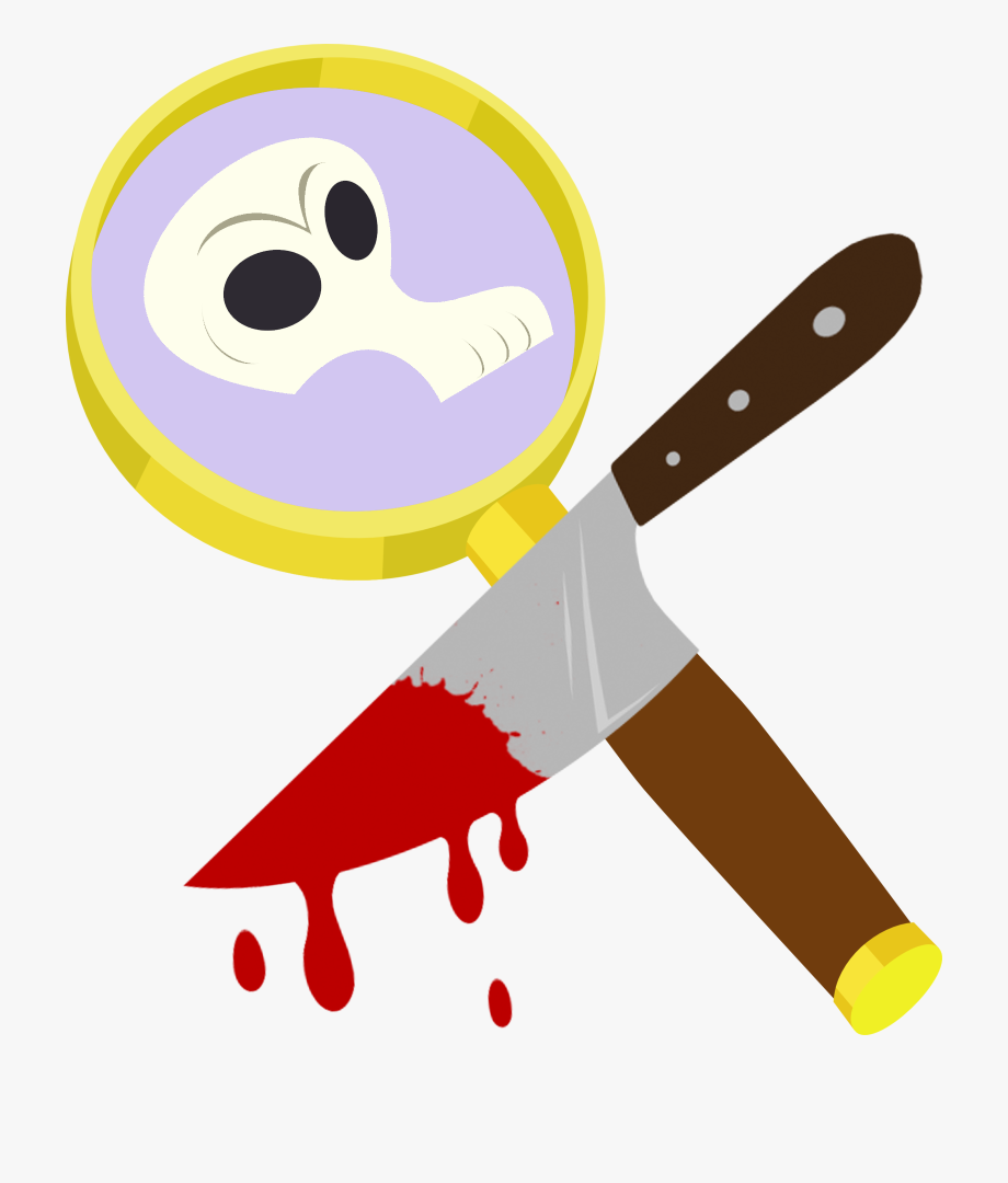 Mystery clipart homicide detective. Hypothesis horror cutie mark
