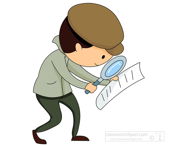 Investigation panda free images. Mystery clipart investigative