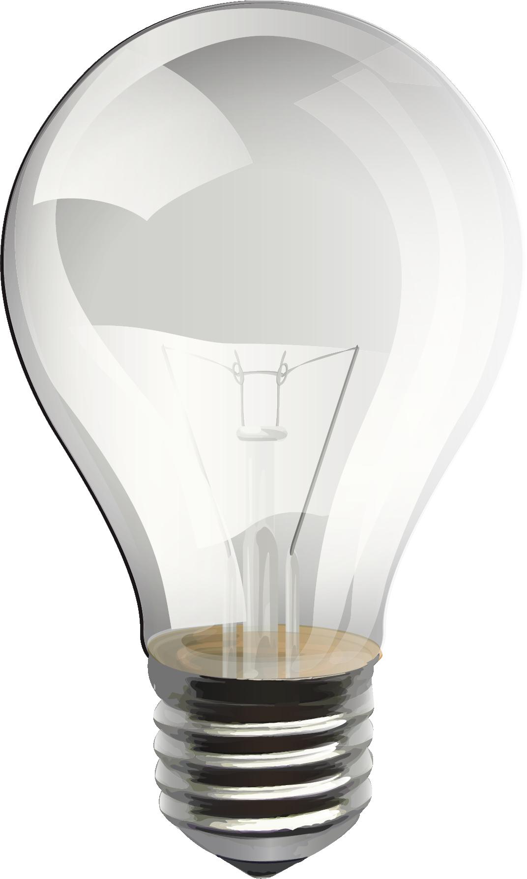 Bulb png transparent free. Lamp clipart light globe