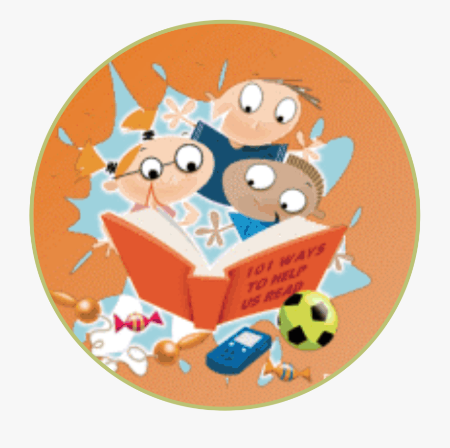 Hypothesis clipart reading. Literacy kids cliparts