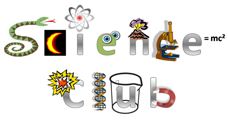 collection of high. Hypothesis clipart science club