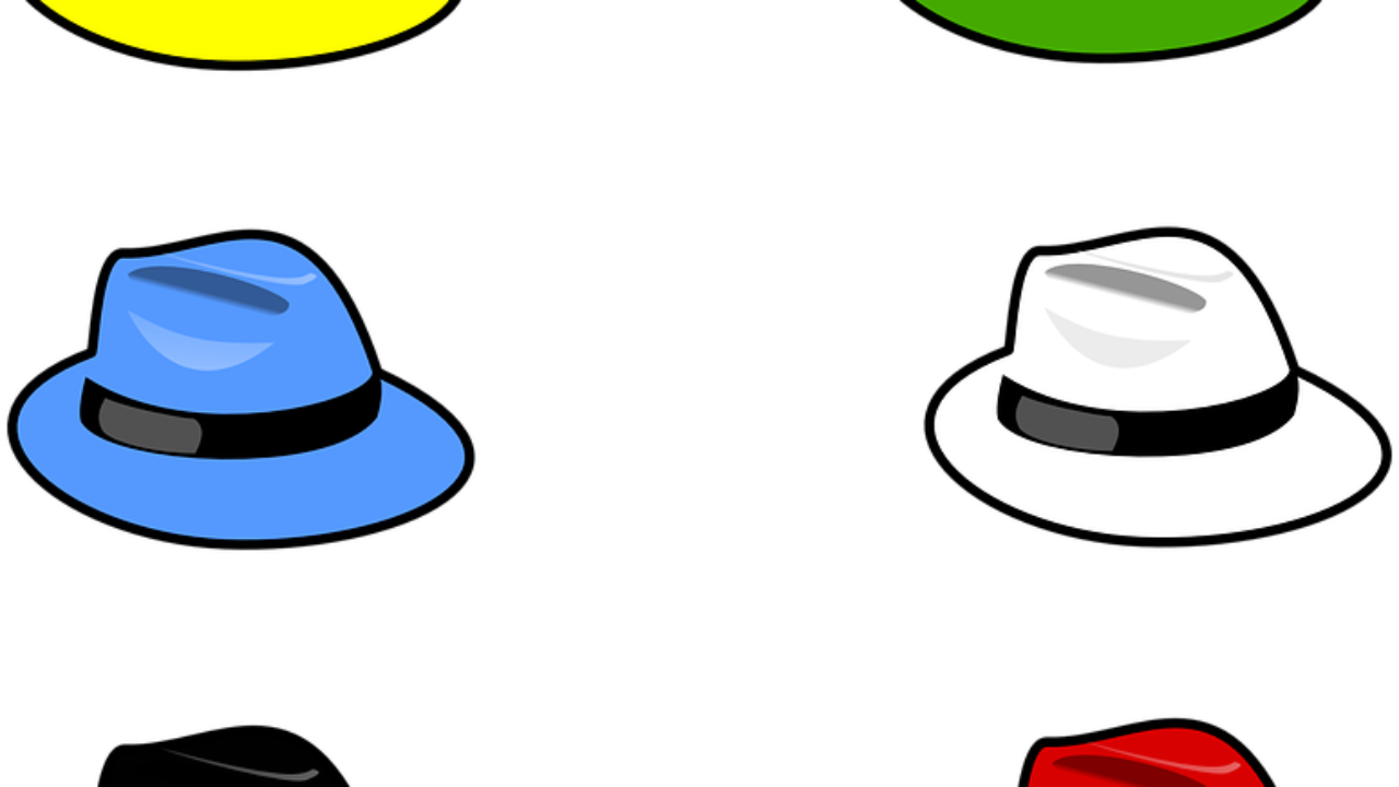 hypothesis clipart thinking hat