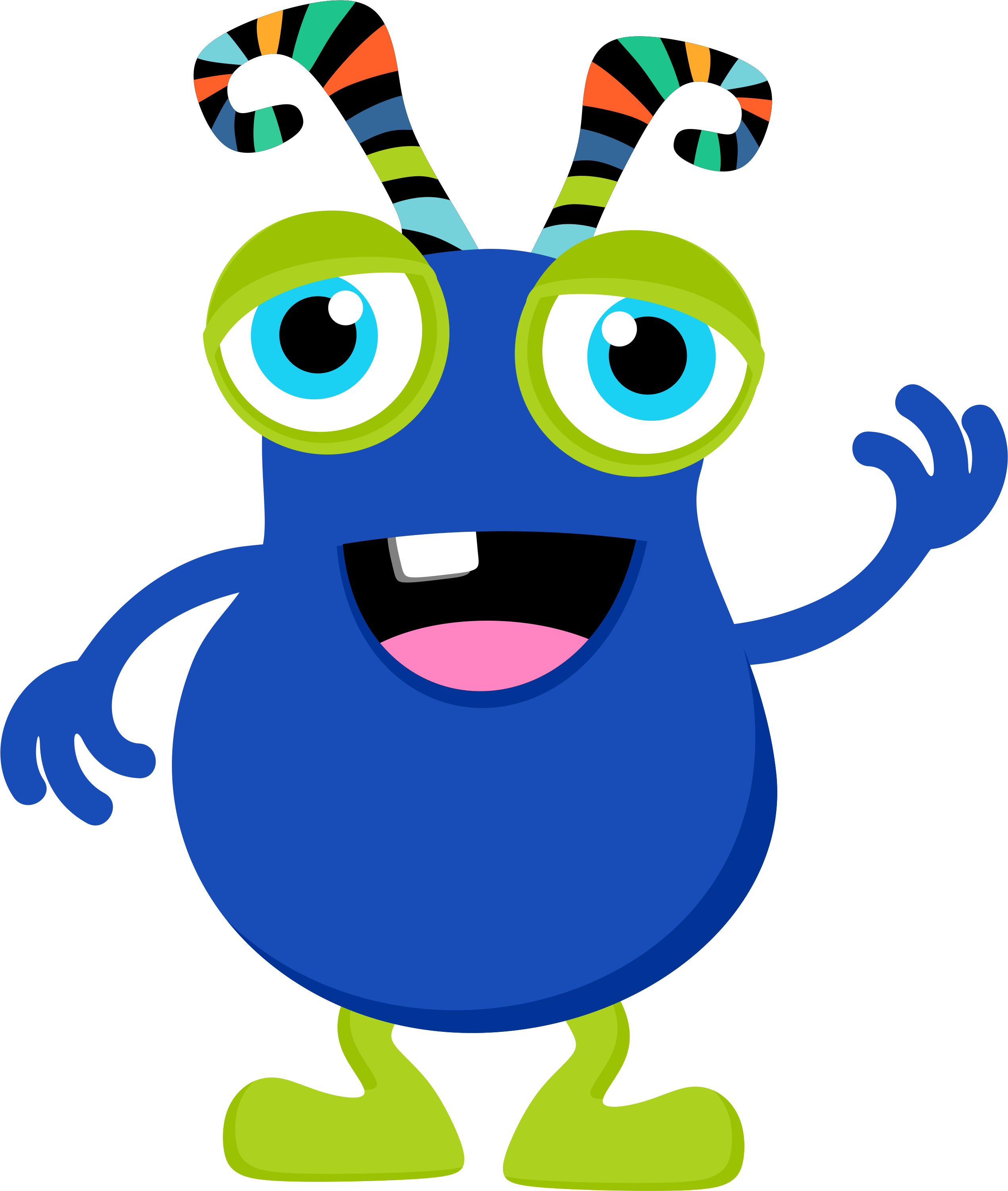 At getdrawings com free. Monster clipart blue monster