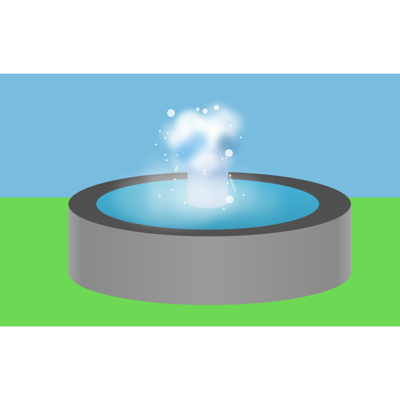 Free fountain image download. I clipart water