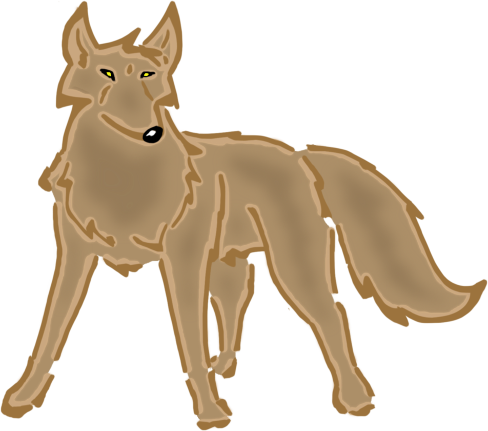 By wolfartc on deviantart. Wolf clipart wolf pup