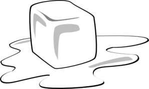 Ice clipart. Cube clip art at
