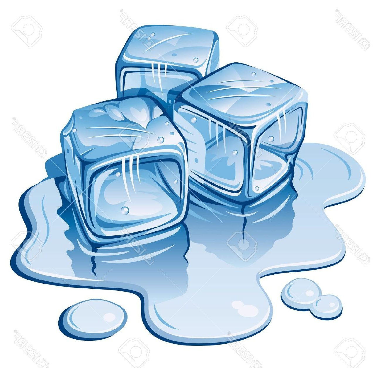 Ice clipart.  collection of solid