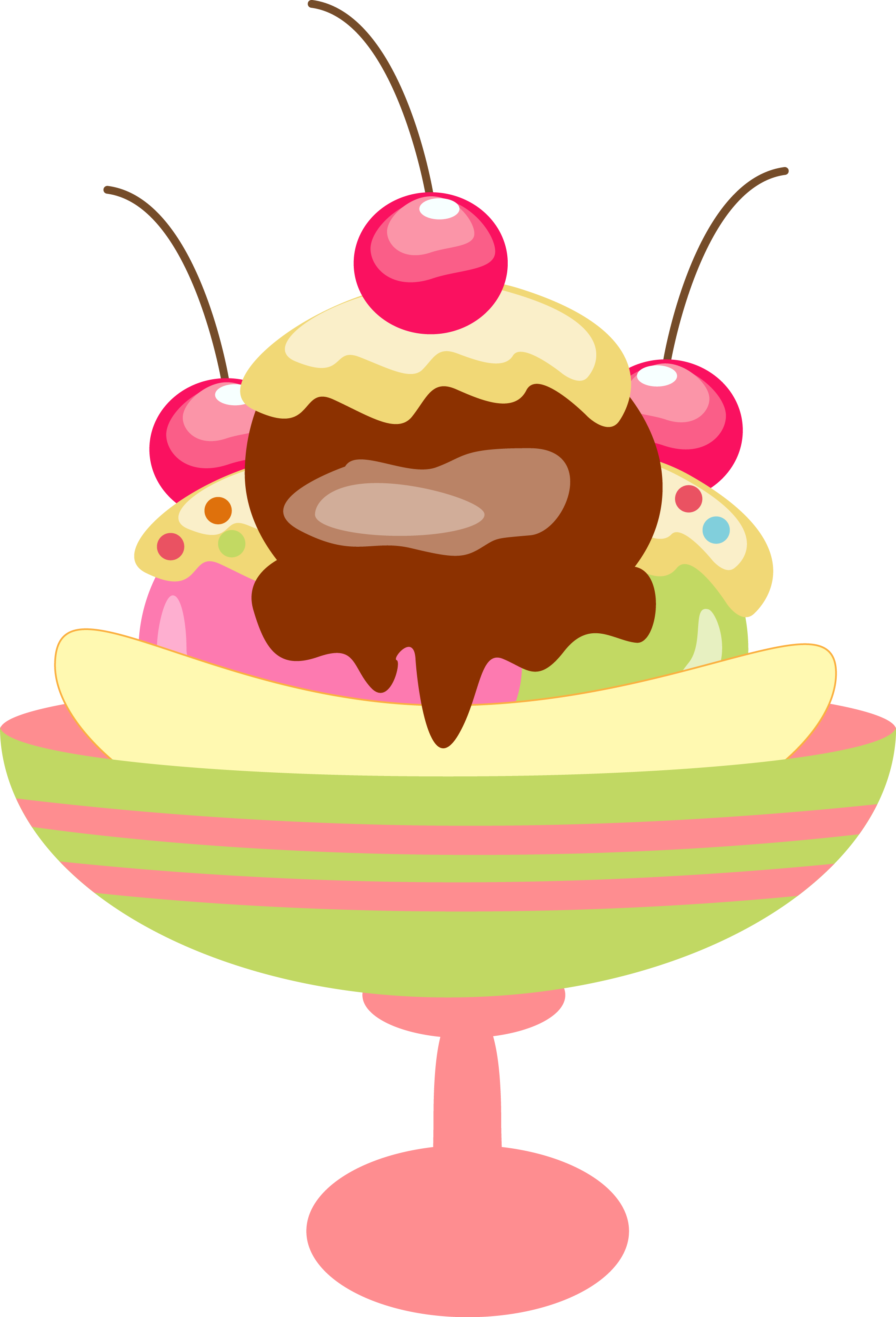 great cream cup. Ice clipart candyland