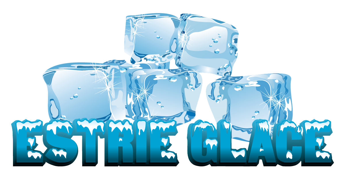 Estrie glace . Ice clipart crushed ice