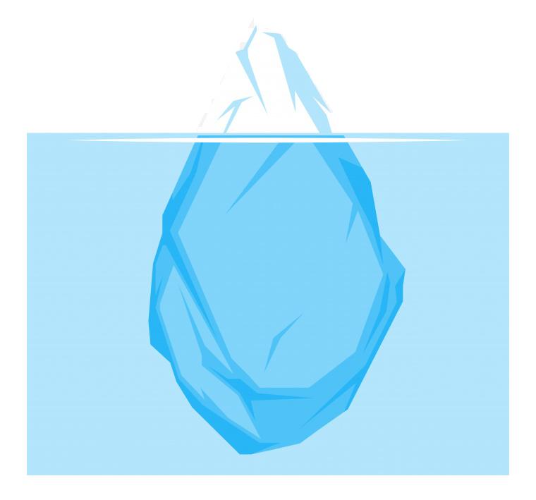 Ice clipart crushed ice. Iceberg clip art cartoon