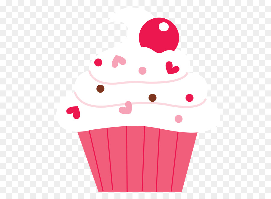 Cream background cake chocolate. Ice clipart cupcake