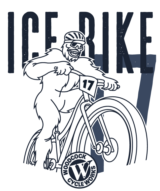Ice clipart ice cycle. Woodcock works upcoming racing