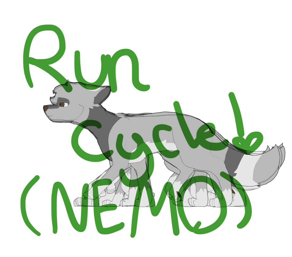 Nemo run improved by. Ice clipart ice cycle